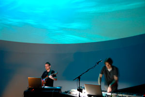 Ocean Voices performance @ California Academy of Sciences
