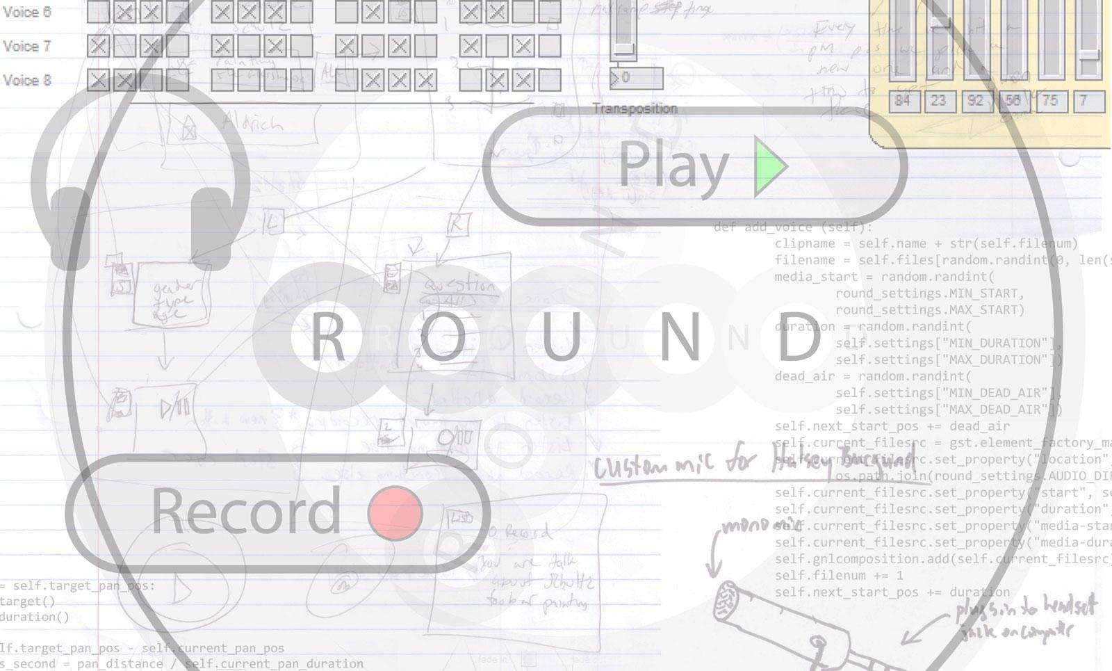 Round Sound Voice Recorder Circuit Schematic Halsey Burgund Artist